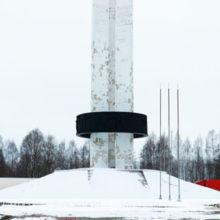 Монумент Дружбы на приграничье Гомельской, Брянской и Черниговской областей получит новую жизнь
