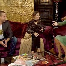 Настя Рыбка дала интервью Ксении Собчак в шоу «Осторожно, Собчак»