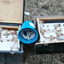 Опасная находка: 200 грамм ртути обнаружили в заброшенном здании в Мозыре