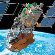 Спутник «Ломоносов» засек в атмосфере неизвестные науке явления