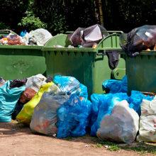 В Беларуси вырастут цены на вывоз мусора