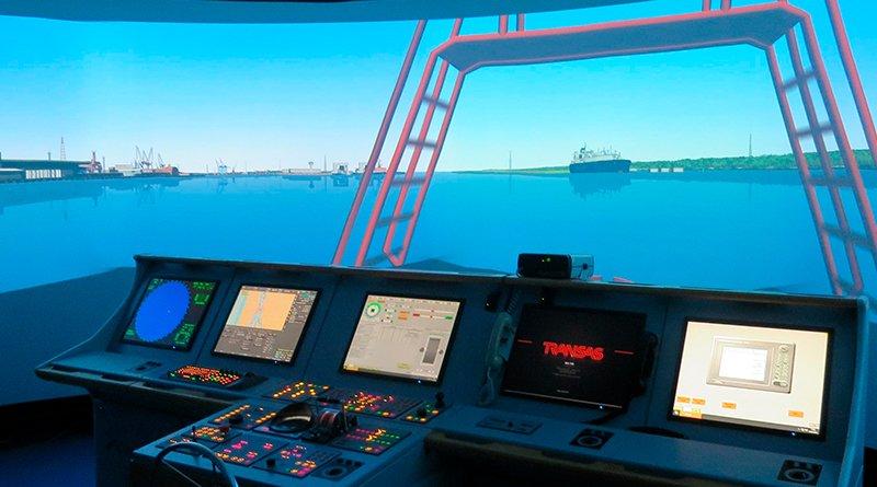навигационного тренажёра