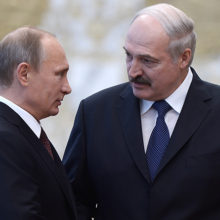 Лукашенко готов объединиться с Россией