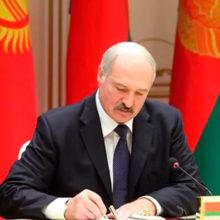 Лукашенко одобрил проекты соглашений с Россией