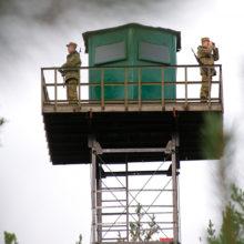 В Беларуси увеличат колличество пограничников