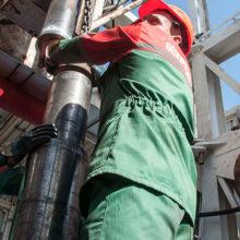 Белорусские нефтяники бурят в Украине пятую скважину