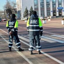 ГАИ будет следить, уступают ли водители дорогу пешеходам