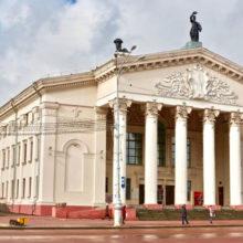 Гомельский драмтеатр вошел в топ-5 самых посещаемых театров Беларуси