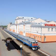На ж/д вокзале Гомеля пройдет Единый день пассажира