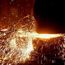 Новый прокатный цех БМЗ выпустил двухмиллионную тонну продукции