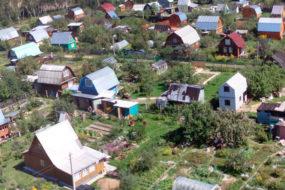 Садовые товарищества Беларуси серьезно задолжали государству