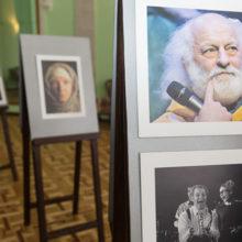 В Гомельском драмтеатре открылась выставка «Театр в фотообъективе-2018»