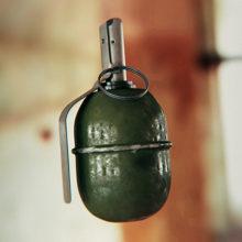 В Печах офицер закрыл собой солдата от гранаты