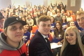 В Севастополе прошла школа молодых блогеров «Прорыв»