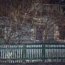 В Ветковском районе при пожаре дома погиб человек