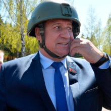 Владимир Базанов возглавил федерацию футбола в Беларуси