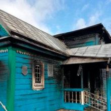 В Беларуси сгорела церковь XVIII века