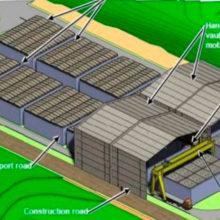 Литва построит могильник радиоактивных отходов на границе с Беларусью