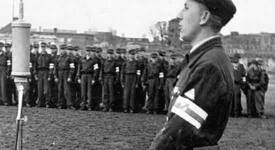 «Борьба» оппозиции с нацизмом – реабилитация нацизма