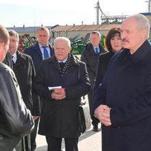 Лукашенко отчитал руководство Могилевской области