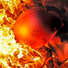В шахте «Беларуськалия» произошел пожар