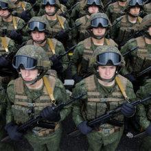 Белорусская армия улучшила позиции в мировом рейтинге