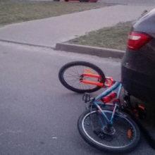 ДТП в Гомеле: автомобиль сбил 9-летнего мальчика на велосипеде