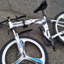 ДТП в Жлобине: велосипедистка попала под колеса Toyota