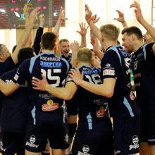Гомельская «Энергия» завоевала бронзу на чемпионате Беларуси по волейболу
