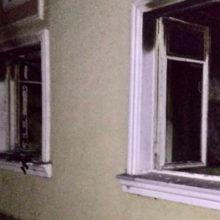 Из-за пожара квартиры в Хойниках эвакуировали 7 человек