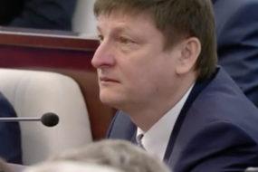 Марзалюк прослезился от выступления Лукашенко