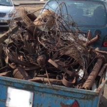 На Гомельщине сотрудники ГАИ пресекли факты незаконной перевозки металла