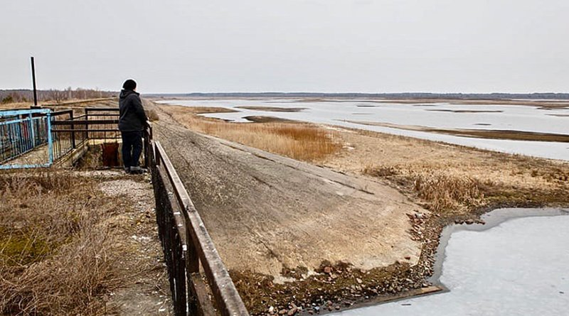 Днепро-Брагинское водохранилище