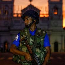 На Шри-Ланке прогремели три новых взрыва