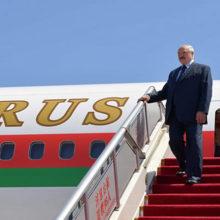 Начался рабочий визит Лукашенко в Китай