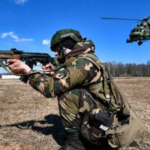 Офицеров запаса призывают на службу в армию Беларуси