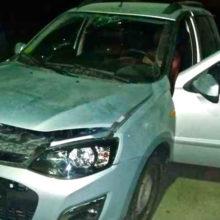 Пьяный гомельчанин угнал автомобиль из ремонта