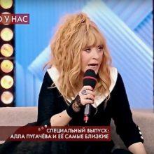 Сорвавшаяся Пугачева оскандалилась в эфире «Пусть говорят»