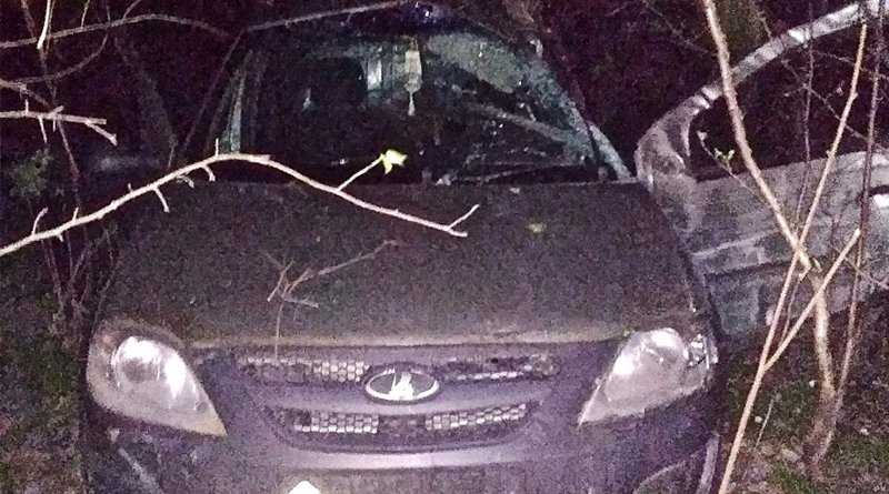 водитель уснул за рулем и погиб
