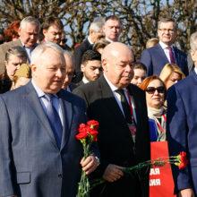 В Санкт-Петербурге состоялся международный форум Победителей «Великая Победа, добытая единством»