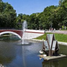 В центральном парке Гомеля отметят Всемирный день здоровья