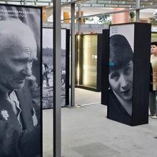 Выставка о белорусском лагере смерти Тростенец открывается в Гомеле