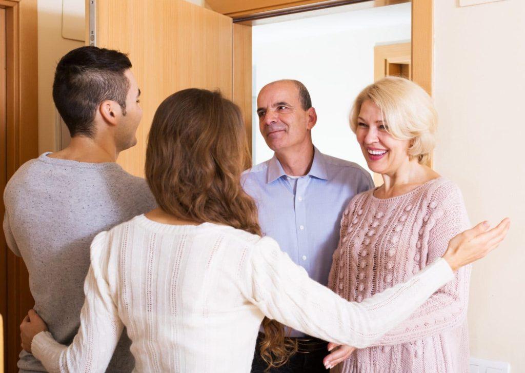 отношения с родственниками