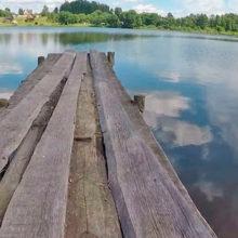 Недалеко от Минска выставлено на продажу озеро за $400 тыс.