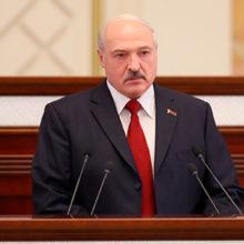 Лукашенко: «сажали и будем сажать»