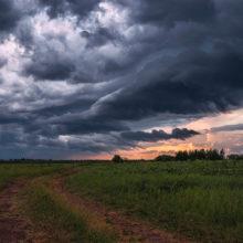 2 мая в Беларуси объявлено штормовое предупреждение
