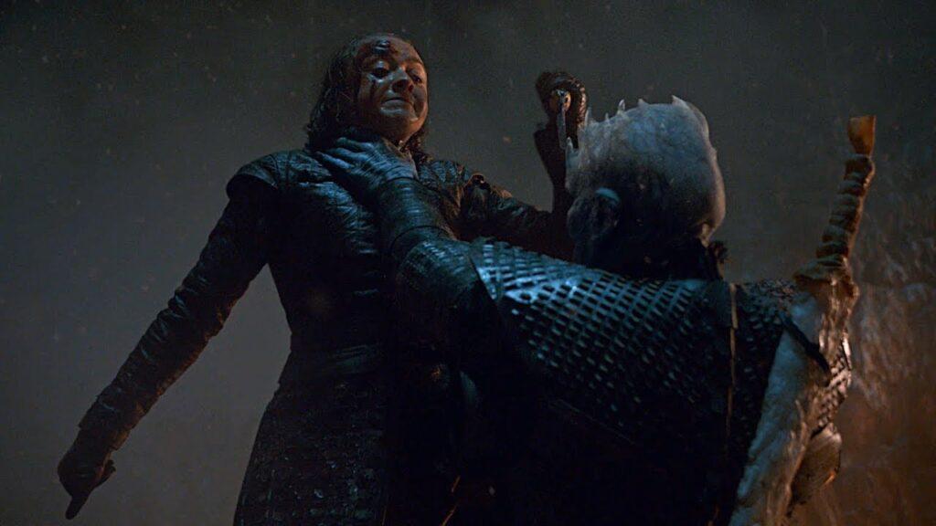 3 серия 8 сезон «Игры престолов»