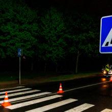 ДТП в Светлогорске: Lexus сбил ребенка на пешеходном переходе