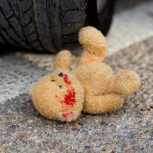 ДТП в Светлогорске: во дворе дома легковушка сбила ребенка