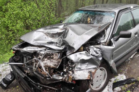 Лобовое ДТП в Житковичском районе: столкнулись Iveco и Audi